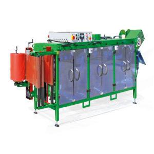 Машина автоматическая для упаковки в полиэтилен МАУП-5 МАУП-18