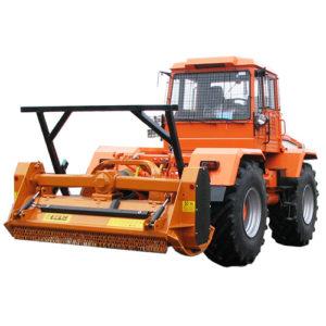 Агрегатирование базового трактора