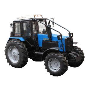 Лесохозяйственный трактор Беларус Л1221.2