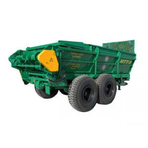 Машина для транспортировки и внесения удобрений МТТ-9