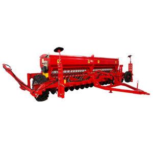 Сеялка зерновая механическая ЗС-4.2